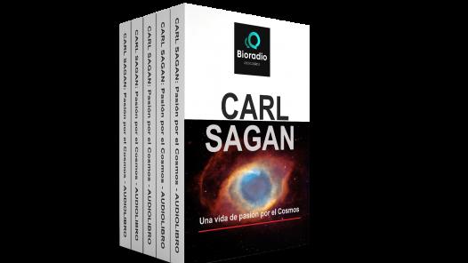 Carl Sagan audiolibro